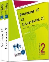 Photoshop CC et Illustrator CC
