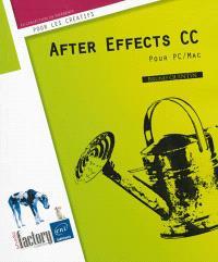 After Effects CC : pour PC-Mac
