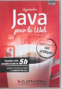 Apprendre Java pour le web