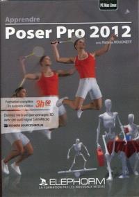 Apprendre Poser Pro 2012