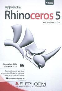 Apprendre Rhinoceros 5