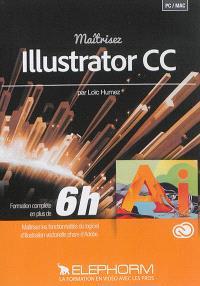 Maîtrisez Illustrator CC