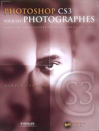 Photoshop CS3 pour les photographes : manuel de formation pour les professionnels de l'image