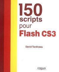 150 scripts pour Flash CS3