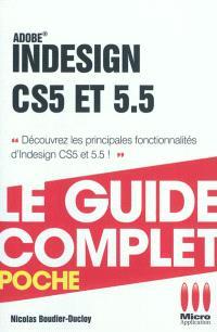 Adobe InDesign CS5 et 5.5