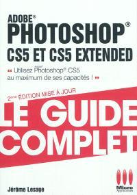 Adobe Photoshop CS5 et CS5 Extended