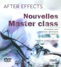 After effects : nouvelles master class