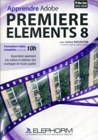 Apprendre Adobe Première Elements 8