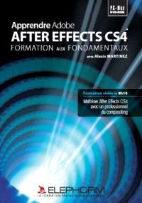 Apprendre After Effects CS4 : les fondamentaux : formation au composing vidéo
