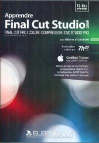 Apprendre Final Cut Studio 2009 : Final Cut Pro, Color, Compressor, DVD Studio Pro : les nouveautés