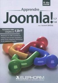 Apprendre Joomla ! 1.7- 1.6