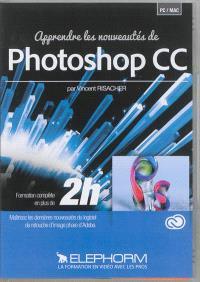 Apprendre les nouveautés de Photoshop CC