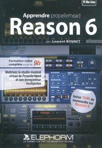 Apprendre Propellerhead Reason 6