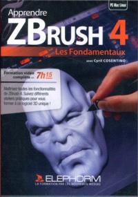 Apprendre ZBrush 4 : les fondamentaux