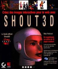 Créez des images interactives pour le Web avec Shout3D
