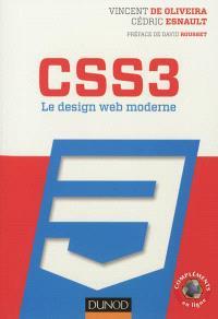 CSS3, le design Web moderne
