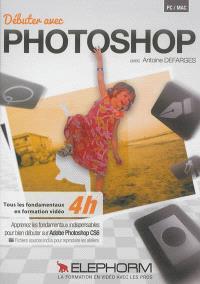 Débuter avec Photoshop : tous les fondamentaux en formation vidéo 4h