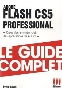 Flash CS5 professional