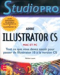 Illustrator CS : texte