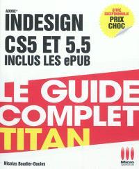 InDesign CS5 et 5.5 : inclus les ePub