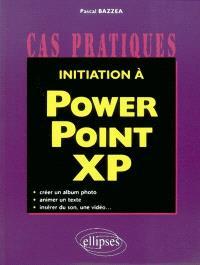 Initiation à PowerPoint XP