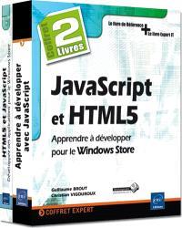 JavaScript et HTML5 : apprendre à développer pour le Windows Store