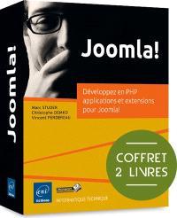 Joomla ! un coffret de 2 livres