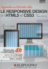 Le responsive design en HTML5 et CSS3