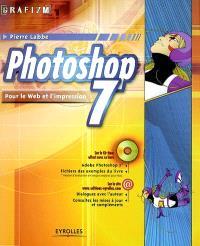 Photoshop 7 : pour le Web et l'impression