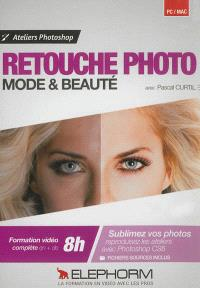 Retouche photo : mode & beauté : Ateliers photoshop
