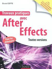 Travaux pratiques avec After Effects