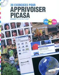 20 exercices pour apprivoiser Picasa : atelier n° 1