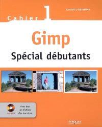 Cahier Gimp : spécial débutants