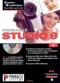 Pinnacle Studio 9 : édition de luxe couleur
