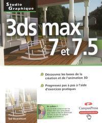 3DS Max 7 et 7.5