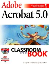 Adobe Acrobat version 5.0