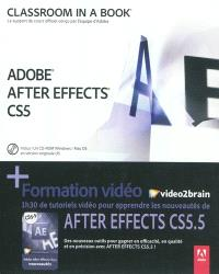 Adobe After Effects CS5 + formation vidéo
