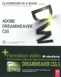 Adobe Dreamweaver CS5 + formation vidéo