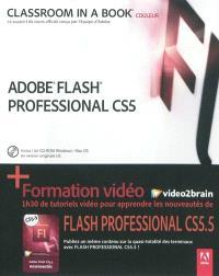 Adobe Flash professional CS5 + formation vidéo