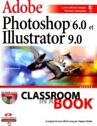 Adobe Photoshop 6.0 et Adobe Illustrator 9.0