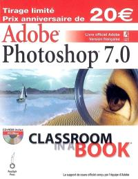 Adobe Photoshop 7.0 : livre officiel Adobe : version française