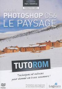 Adobe Photoshop CS6 : le paysage : techniques et astuces pour donner vie à vos souvenirs !