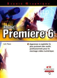 Adobe Première 6