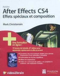 After effects CS4 : effets spéciaux et composition + une formation en ligne !