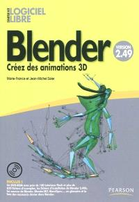 Blender : créez des animations 3D