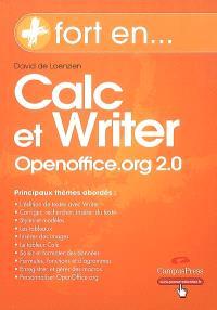 Calc et Writer : OpenOffice.org 2.0