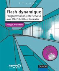 Créer du contenu dynamique sous Flash