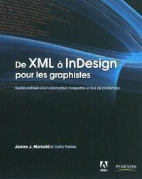 De XML à InDesign pour les graphistes : guide pratique pour automatiser maquettes et flux de production