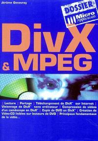 DivX et MPEG