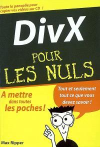 DivX pour les nuls